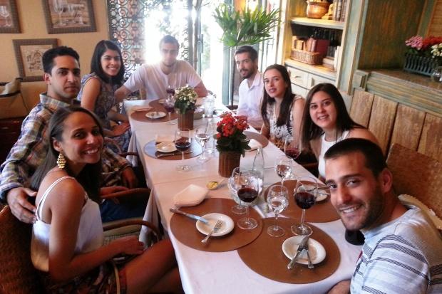 villa tevere restaurante italiano asa sul brasilia